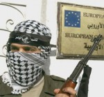 Gunman at EU office in Gaza