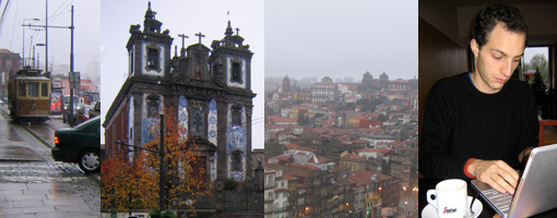 Rainy Porto Morning