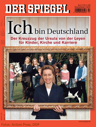 Spiegel cover page