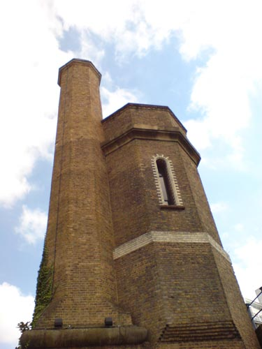 Limehouse Accumulator Tower