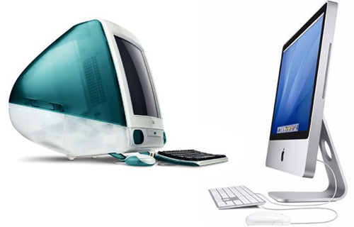 Old iMac Computers