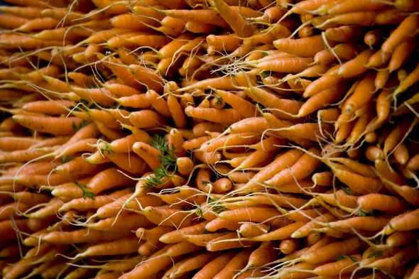 Carrots - Creative Commons / Flickr