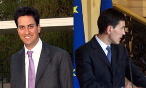 Ed & David Miliband - CC / Flickr
