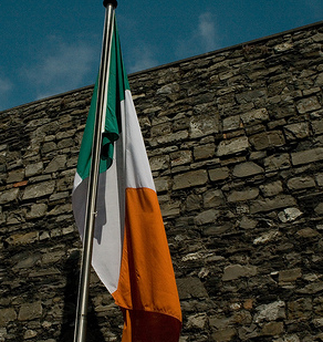 Irish Flag - CC / Flickr