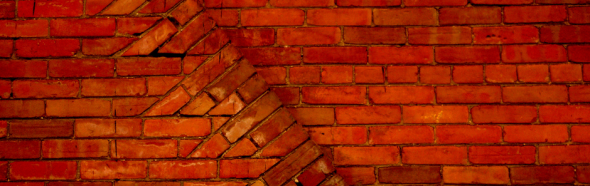 Red Brick Wall - CC / Flickr