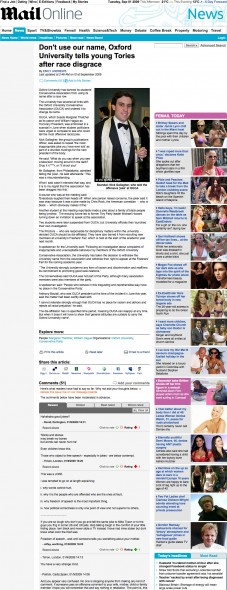 Daily Mail Screenshot - click for larger version