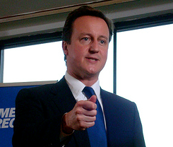 David Cameron - CC / Flickr