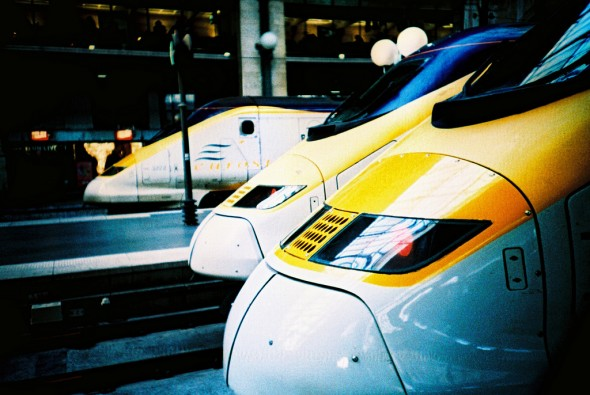 Eurostar trains - CC / Flickr