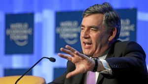 Gordon Brown - CC / Flickr
